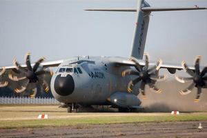 Военно-транспортный самолет А400М. Источник: www.mod.uk
