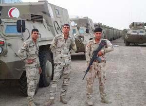 БСЕМ-4К ВС Ирака