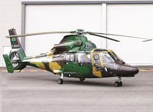 Eurocopter AS365 N3+ Dauphin