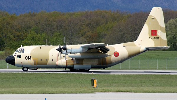 С-130 ВВС Марокко