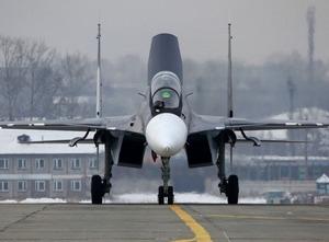 Су-30СМ ВВС России
