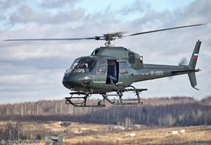 AS355N Ecureuil 2 ЦСН СР МВД России Фото: Виталий Кузьмин
