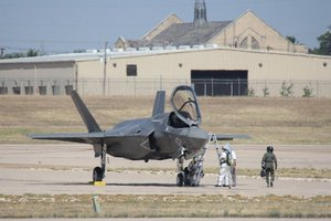 F-35 Fort Worth