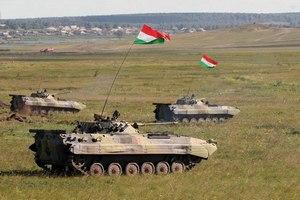 БМП-2 ВС Таджикистана
