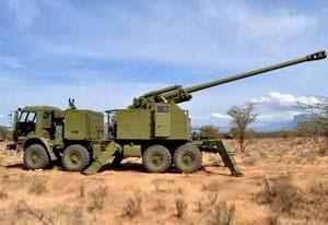 155-мм гаубица NORA B-52