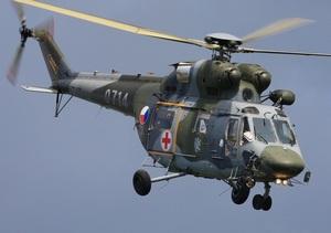 W-3A ВВС Чехии