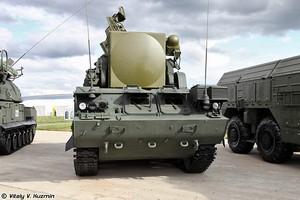 ЗРК Тор-М1