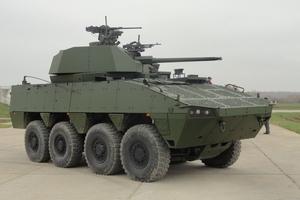 Patria AMV 8x8 Protector MCRWS
