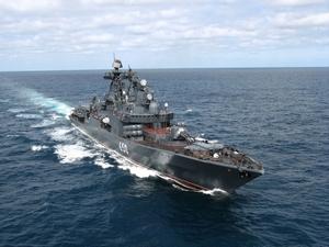 Адмирал Чабаненко. Архивное фото РИА Новости