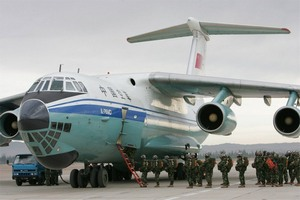 Ил-76МД ВВС Китая