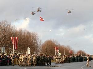 Вооруженные силы Латвии