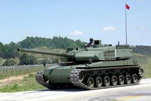 Altay Основной боевой танк