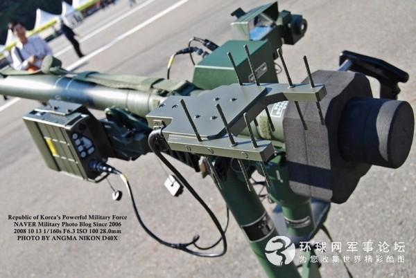 Chiron (KP-SAM Shin-Gung) Переносной зенитный ракетный комплекс