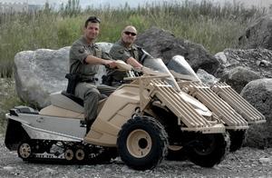 вездеходы  T-ATV