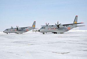 С-295 ВВС Казахстана