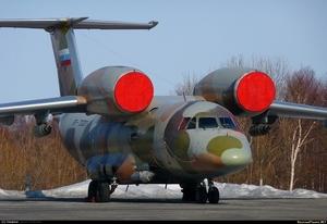 Ан-72П фото: Владимир Сергеевич (c) russianplanes.net