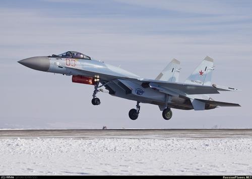 Су-35С-3 в Ахтубинске (c) Вадим russianplanes.net