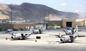 Cамолеты Alenia C-27A (G.222) ВВС Афганистана
