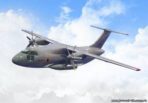 проект разработки легкого военно-транспортного самолета Ил-112