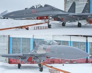 Су-27УБ ВВС России (с) An-Z / forums.airforce.ru