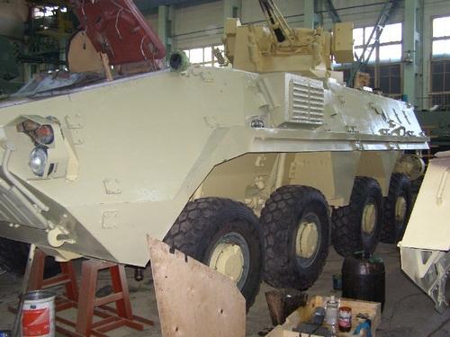 БТР-4МВ  (с) Брейнштиль / otvaga2004.mybb.ru
