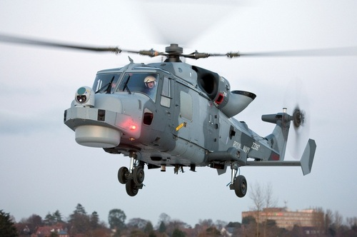 Wildcat HMA Mark 2  (c) royalnavy.mod.uk