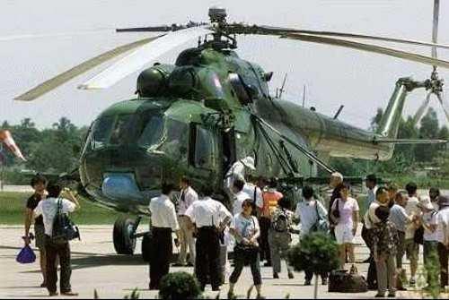 Ми-17 ВВС Камбоджи