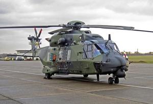 NHI NH90 - многоцелевой вертолёт