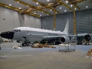 RC-135W Rivet Joint (с)  Jennings Heilig