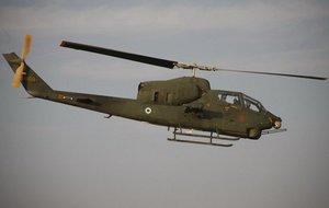 иранский боевой вертолет Toufan 2 (Storm 2)