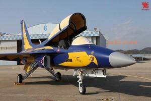 KAI Т-50 Сачхон (с) www.chosun.com