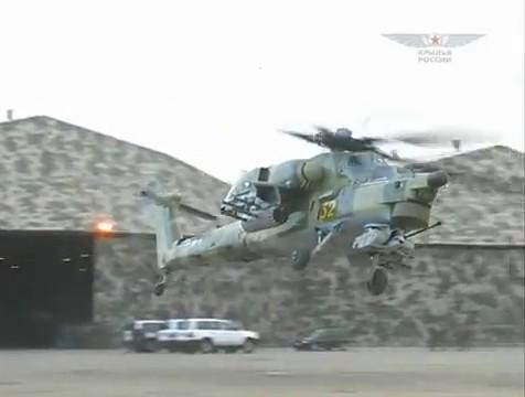 Ми-28 в Алжире (c) Freedom Fighter