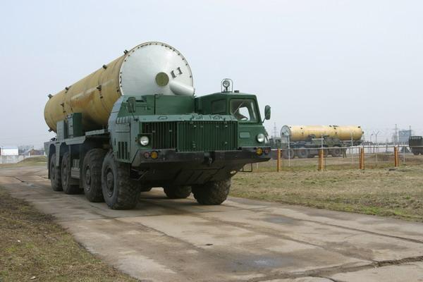 Система ПРО А-135 Амур