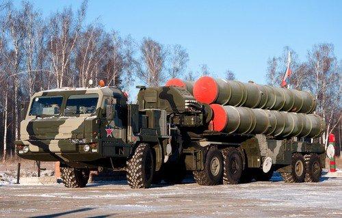 ЗРК С-400 (c) gidrolan.com
