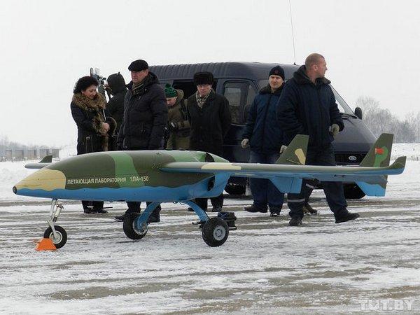 Беспилотник Гриф-1 (c) Владимир Чуденцов