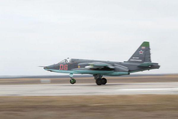 Су-25СМ3 (c) Николай Хижняк / smartnews.ru