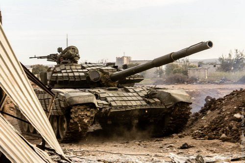 Т-72 Сирии