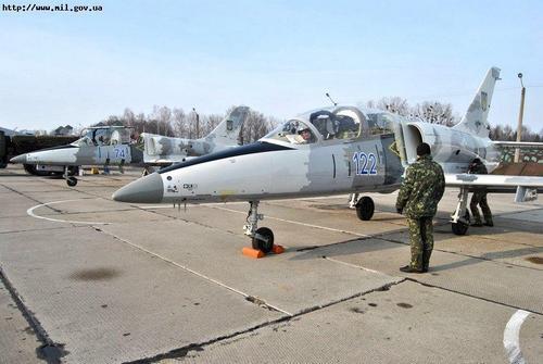 Л-39 ВС Украины (c) mil.gov.ua
