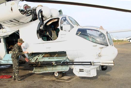 Ми-24П (c) Руслан Линник