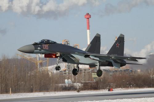 Су-35С (c) ОАО КнААПО