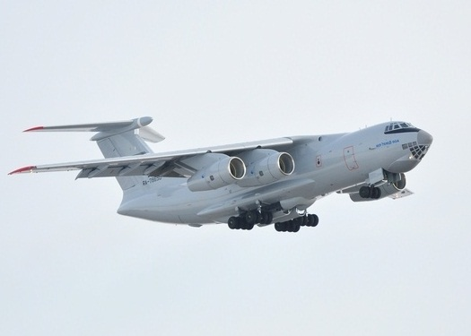 Ил-76МД-90А (c) metalinfo.ru
