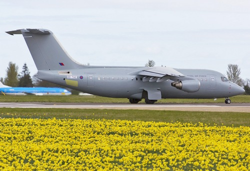 BAe 146-200QC (c) FlyingAnts