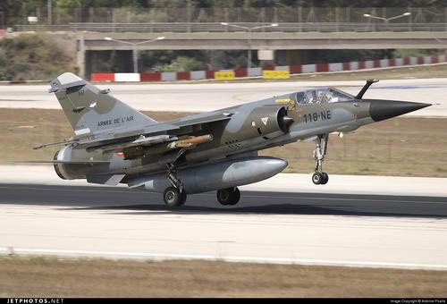 Dassault Mirage F1CR (c) Antoine Psaila jetphotos.net