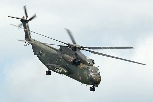 Sikorsky CH-53GS (c) cavok-aviation-photos.net