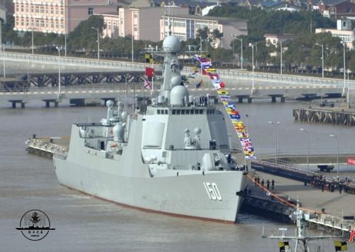 Changchun проекта 052С  (c) navy.81.cn