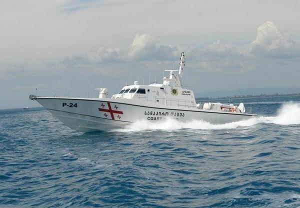 Катер береговой охраны Грузии (c) www.gbg.ge