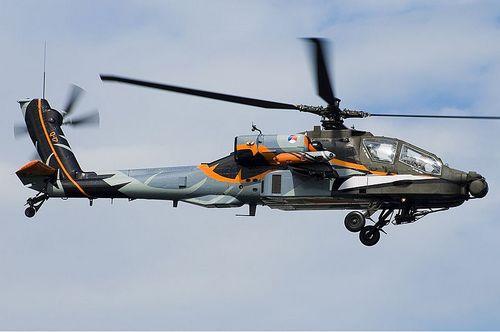 AH-64D Apache (c) Martijn Geerlings