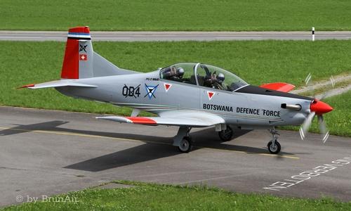 Pilatus Aircraft PC-7 Mk. II (c) BrunAir