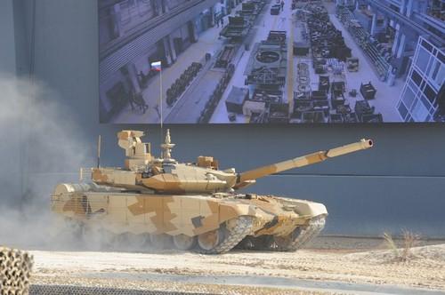 Т-90МС на IDEX-2013 (c) gurkhan.blogspot.com