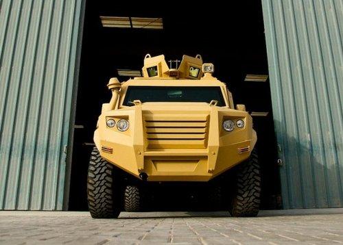 ASV Panthera (c) Ares Security Vehicles